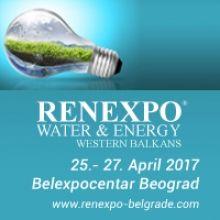 RENEXPO® Water & Energy internacionalni sajam i konferencija