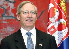 Predavanje ambasadora SAD u Republici Srbiji Majkl Kirbija