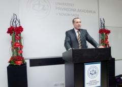 UNIVERZITET PRIVREDNA AKADEMIJA U NOVOM SADU   Posle reakreditacije, jačanje međunarodne pozicije Univerziteta