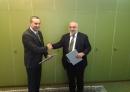 Potpisan Ugovor o saradnji u oblasti obrazovanja i istraživanja sa Sigmund Freud Univerzitetom u Beču