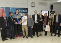 "Finale takmičenja ""FIMEK nagrađuje znanje"" tradicionalno"