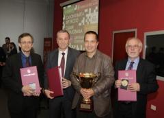 Univerzitet Privredna akademija dobitnik Velikog šampionskog pehara Novosadskog sajma za visok kvalitet obrazovanja