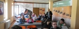 E-Gimnazija u Novom Sadu srdačno primila predstavnike FIMEK-a i Pravnog fakulteta za privredu i pravosuđe