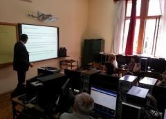 """Program stalnog stručnog usavršavanja nastavnika srednjih škola - """"Moodle servis za E-učenje"""""""