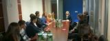 Studenti Fimek-a na praksi u Čačanskoj banci