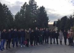 """Studenti FIMEK-a u poseti farmi """"Balaš"""" i fabrici stočne hrane """"Gebi"""" iz Čantavira"""