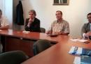 Radni sastanak sa predstavnicima Eriksona