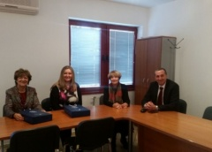 Prof.dr Rajka Božanić posetila Fakultet za ekonomiju i inženjerski menadžment